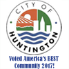 City of Huntington - Voted America's Best Community 2017!